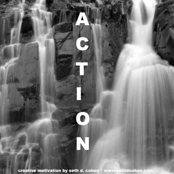 Water Action by Seth D. Cohen for Stop.Breathe.Action